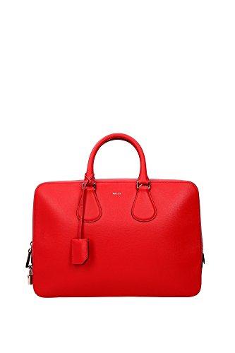 borse-a-mano-bally-donna-pelle-rosso-e-argento-bondmd46popred-rosso-8x24x345-cm