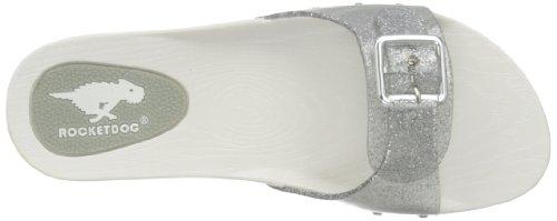 Rocket Dog - Bloss, sandalo da donna Argento (argento)