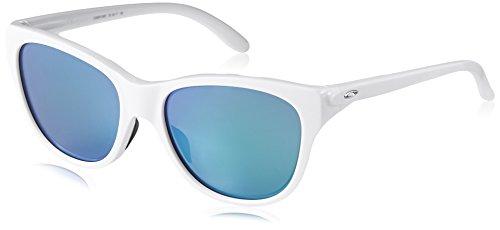 Oakley Polished White Jade Iridium durchhalten Sonnenbrille