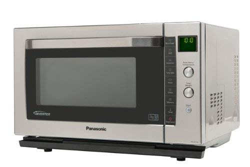 Panasonic NN-CF778SBPQ Family Size Combination Microwave Oven, 1000 W - Stainless Steel