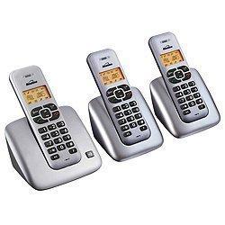 Binatone Solas - Kit Téléphone Sans Fil Solas 1505 Triple