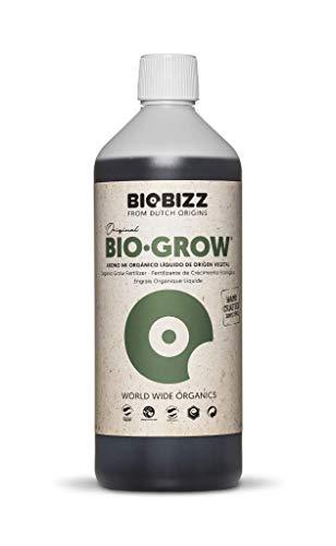 BioBizz Bio Grow 1L Dünger Wachstumsphase Wuchs biologisch Growbox