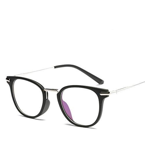 XCYQ Brillengestell Frauen Brillengestell Brillen Vintage Eyewear Spectacle Frame, B