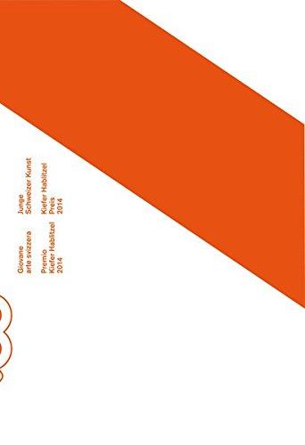 unter 30 X. Junge Schweizer Kunst Kiefer Hablitzel Preis 2014