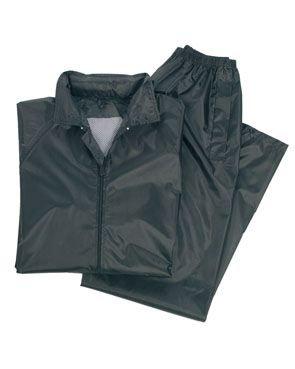 Mil-Tec-Lluvia Combinado Chaqueta Pantalón Lluvia