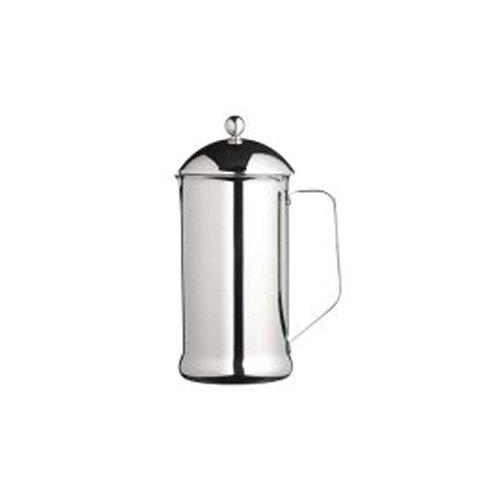 Kitchen Craft Le'Xpress - Cafetera de acero inoxidable (8 tazas,...