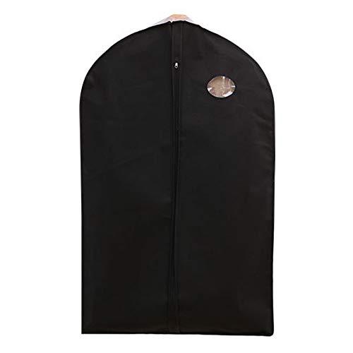 QFFL Sac de compression sous vide Housse anti-poussière pour vêtements, sac à poussière pour vêtements suspendus non tissés, pli domestique anti-humidité (8 paquets) Sac de protection