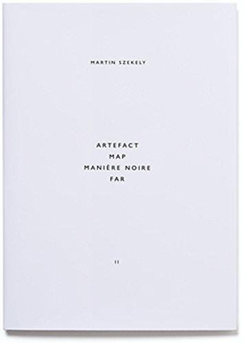 Wetter Maps (Martin Szekely : Tome 2, Artefact, map, manière noire, far)