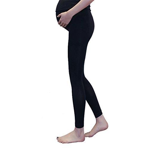 Clean Life donne incinte maternità collant opachi Legging collant 100denari Legging Taglia unica
