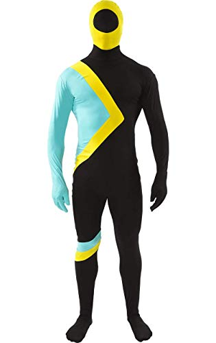 Jamaican Bobsleigh Skinsuit - Large
