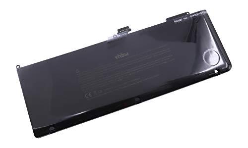 vhbw Li-Polymer Akku 6600mAh (10.95V) für Laptop Apple MacBook Pro 15.4