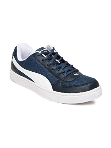 Puma Men's Contest Lite DP Blue and White Boat Shoes - 8 UK/India (42 EU)  available at amazon for Rs.1789
