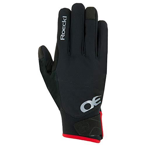 Roeckl Herren Reschen Handschuhe, schwarz (000), 9.5