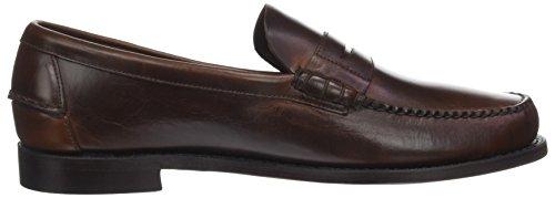 Sebago CLASSIC Braun (Brown Oiled Waxy Lea)