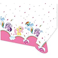 Amscan International 1.2 x 1.8 m My Little Pony Plastic Table Covers