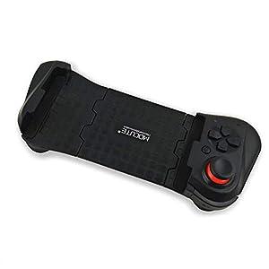 MapleDE Drahtloser Bluetooth-Spieltelefongriff, Einhand-Stretch-Griff-Zusatzknopf, stilvoller kreativer Knopfgriff