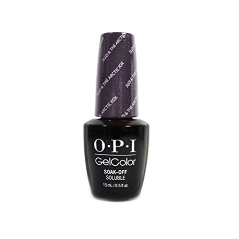 OPI GelColor - Iceland Fall 2017 Collection - Suzi & the Arctic Fox - 15ml / 0.5oz