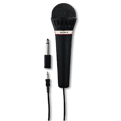 Sony F-V 120 Mono-Mikrofon schwarz (Sony Mic)