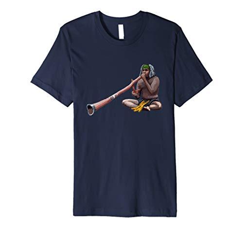 Didgeridoo Music player T-shirt Tee Tees T Shirt Tshirt