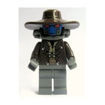LEGO STAR WARS FIGUREN ### CAD BANE BOUNTY HUNTER AUS SET 75024 ### =TOP!!!