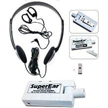 SuperEar - Amplificador de sonido personal, modelo SE5000 (actualización reestructurada de SE4000 discontinuo)