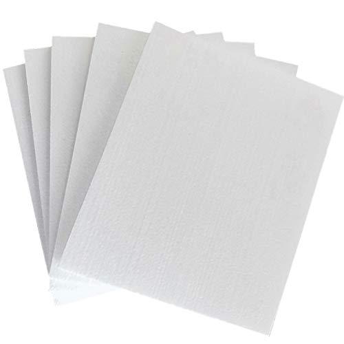 Elmers pre-cut White Foam Board sheets Confezione da 4 8/x 10 5//Pack Nero 950020
