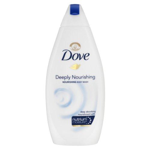 Dove Tief Hautnährendes Moisture Körper waschen Creme - 500ml