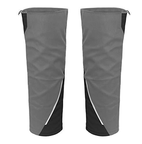 Grizzlyskin Workwear Herren Beinling Iron Farbe: grau/schwarz; Größe: N1