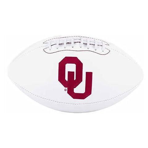 NCAA Signature Taille complète Football, Oklahoma Sooners