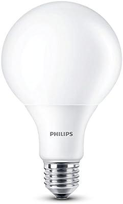 Philips - Bombilla LED, luz blanca cálida, 13,5 W, equivalente a 100 W, casquillo E27, no regulable