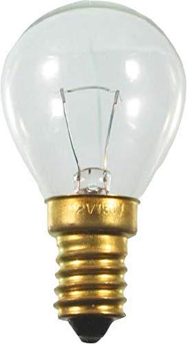 S+H Kugellampe 45x75mm Sockel E14 235 Volt 40 Watt 500 Grad für Pizza-Öfen
