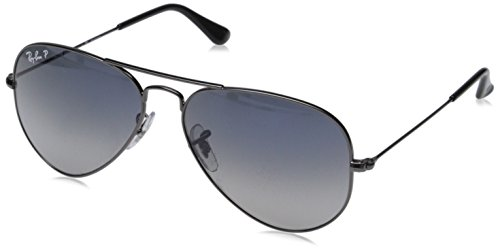 Ray-Ban - Unisexsonnenbrille - RB3025 004/78 55 - Aviator RB3025