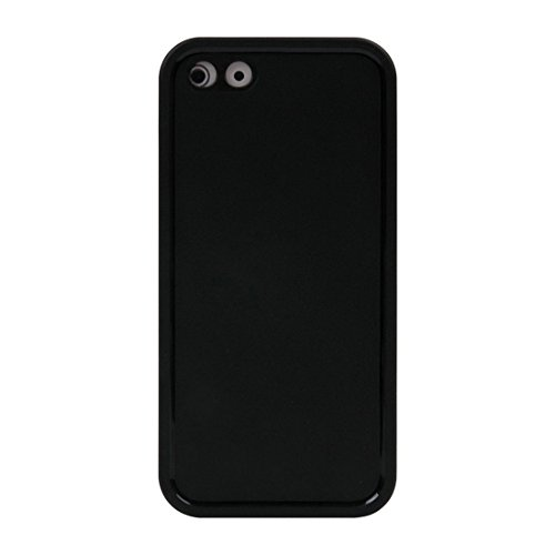 iPhone Case Cover Pour iPhone 5 & 5S & SE Soft TPU Étui de protection, la vie étanche ( SKU : IP5G2500B ) IP5G2500B