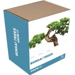 Galleria fotografica Gift Republic Grow It-Set per coltivare albero Bonsai