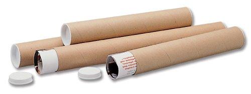 Ambassador - Tubo para envío postal de documentos (330 x mm, 25 unidades)