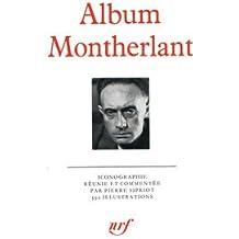 Album Montherlant