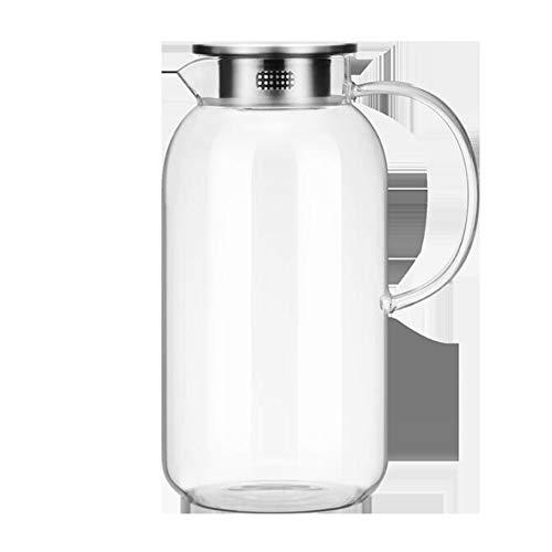 Jarra Cristal/Jarras para agua/Capacidad: 2500ml / 1800ml Aplicación: estufa de gas, horno...