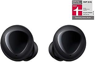 Samsung Galaxy Buds SM-R170NZKADBT I Draadloze hoofdtelefoon zwart I Bluetooth I in-ear I stereo-sport hoofdtelefoon