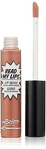 theBalm Read My Lips Lip Gloss, SNAP! 6.5 ml