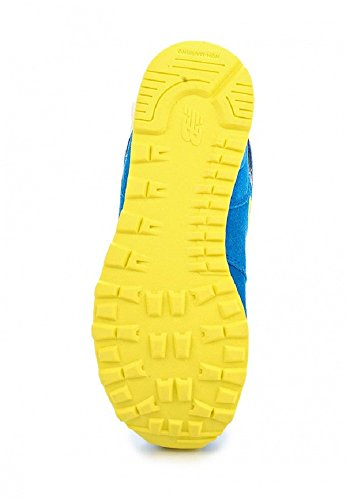 Equilíbrio Unissex Azul 574 Sapatilhas Crianças Amarelo Novo pdO7qp