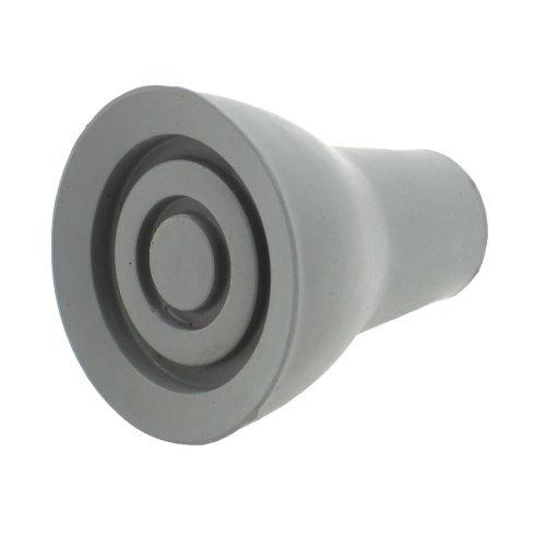 Paar SaferStep Krücke Gummifüße Gummipuffer 22mm für Stabilität & Sicherheit
