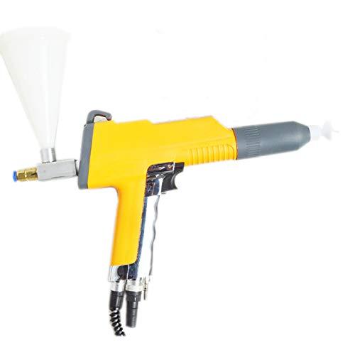 aftermarket sostituzione cabina di verniciatura a polvere elettrostatica pistola a spruzzo con tazza