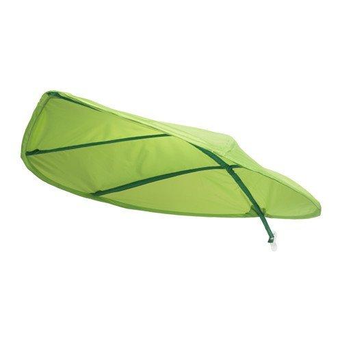 IKEA LÖVA Betthimmel in grün - Bett-blatt