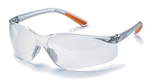 KING`s Schutzbrille 6er Pack KY Divisa UV 99.9% (einzeln (1 Stück), klar)