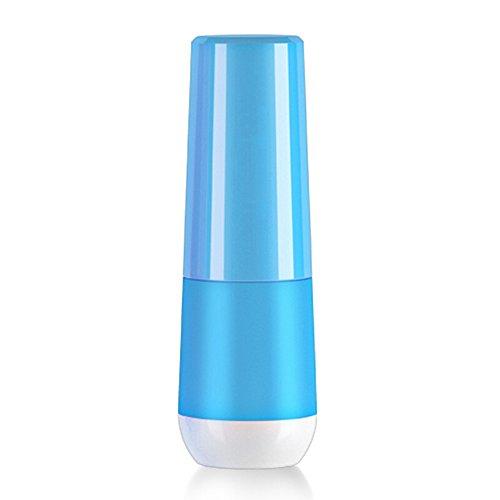 Étui de voyage portable MyLifeUNIT - Pour brosse à dents et dentifrice