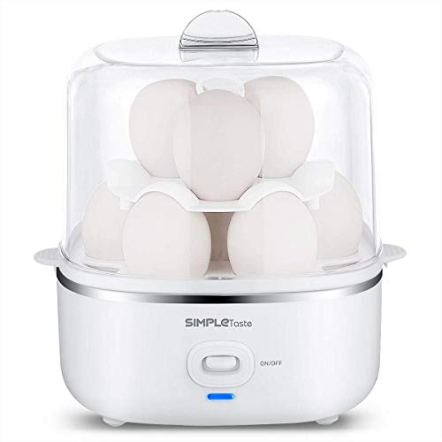 SimpleTaste Electric Egg Cooker ...