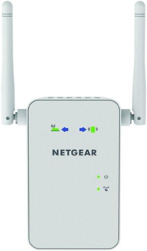 Price comparison product image NETGEAR 11AC 750 Mbps Wi-Fi Range Extender (Wi-Fi Booster) (EX6100-100UKS)