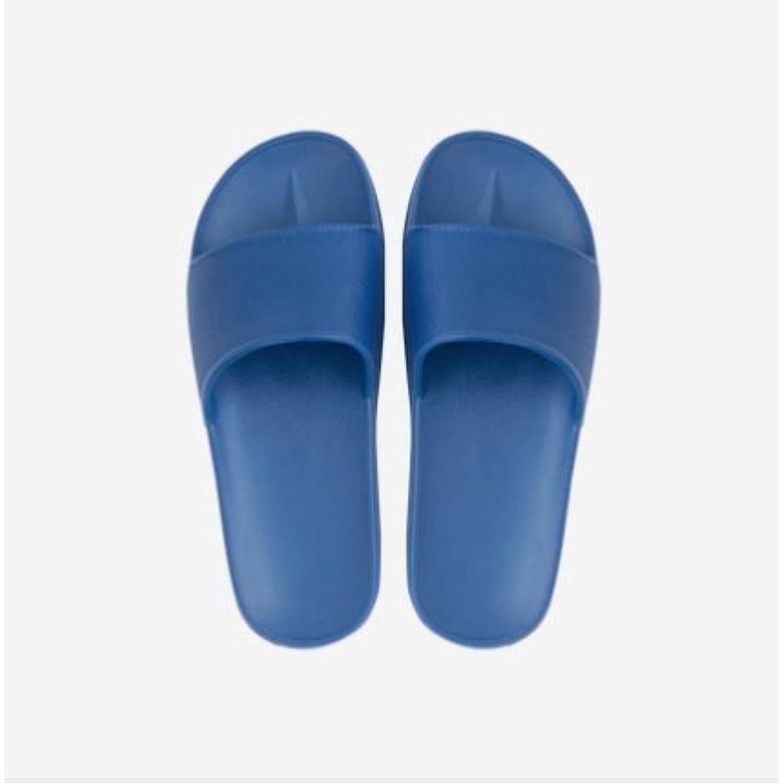 Fankou Quatre Saisons chaussons chambre eacute;t salle de bains accueil a eacute;t chambre eacute; antid eacute;rapante ,43-44, bleu - B07BWP8D98 - 069971