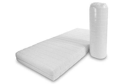 MSS 100720-200.120.14 Rollmatratze Easy Komfort, 120 x 200 x 14 cm