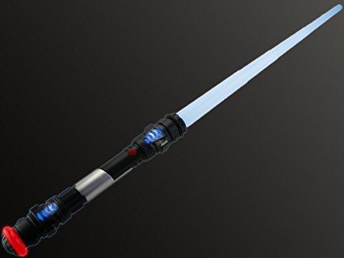 GYD 108cm Laserschwert Lichtschwert Laser Sword Schwert mit Licht, Sound & Vibration